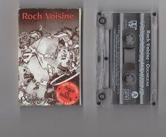 Edition Canada Cassette Originale RARE Roch Voisine  2 Titres Dont Oochigeas 7mn40 - Casetes