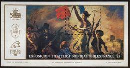Argentina - 1989 - Bicentanaire De La Révolution Francaise - Yvert BF 40 - Ongebruikt