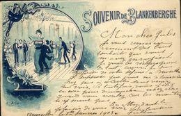 BLANKENBERGE : Souvenir De Blankenberghe - Blankenberge