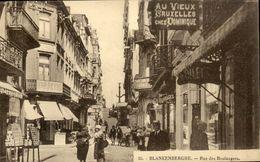 BLANKENBERGE : Rue Des Boulangers - Blankenberge