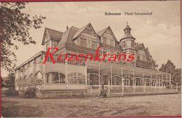 Schoten Schooten Hotel Schootenhof Schotenhof ZELDZAAM Kasteel Chateau - Schoten