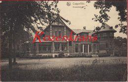 Kapellen Cappellen Greenlodge (zeer Goede Staat) ZELDZAAM Villa Kasteel Chateau - Kapellen