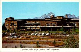 Wyoming Jackson Hole Jackson Lake Lodge - Etats-Unis