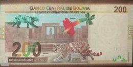 200 De Bolivia Bolivia Pick Nuevo 2019 UNC - Bolivia