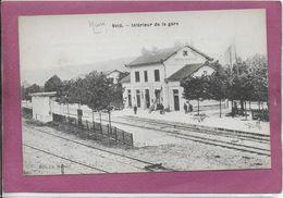 55.- VOID .- Interieur De La Gare - France