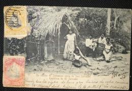 Postcard Native 1907 - Salvador