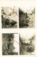 Cadaver Bois De Chevalier (Woevre Chaillon , Lorraine)Combres.Inf.Regt.Nr.8.guerre 14/18-WWIcarte  Photo Allemande 14-30 - 1914-18