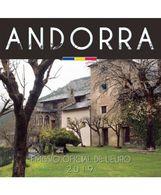 Andorre 2019 : Coffret BU Des 8 Pièces - Disponible En France - Andorra