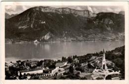 31pg 618 ANNECY - LA VASITATION - LE LAC ET LE MONT VEYRIER - Annecy