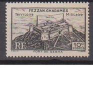 FEZZAN            N° YVERT  :    28    NEUF SANS GOMME        ( S G     1 / 48 ) - Fezzan (1943-1951)