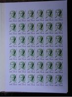 Russia 1996 PROOF Imperforate 2 FULL SHEETS   Europa   VF RRR - Full Sheets
