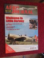 CAGI3 Superbe Revue AERO-JOURNAL N°19 De 2001 , Très Bon état , Valait 6,55€ . Sommaire En Photo 3 - Aviation