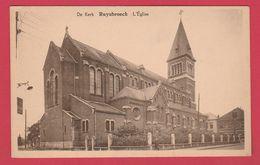 Ruisbroek - De Kerk ( Verso Zien ) - Sint-Pieters-Leeuw