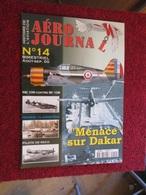 CAGI3 Superbe Revue AERO-JOURNAL N°14 De 2001 , Très Bon état , Valait 6,55€ . Sommaire En Photo 3 - Aviation