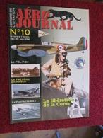 CAGI3 Superbe Revue AERO-JOURNAL N°10 De 2000 , Très Bon état , Valait 6,55€ . Sommaire En Photo 3 - Aviation
