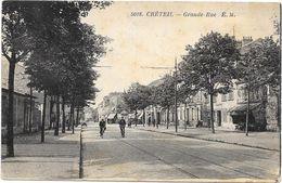 CRETEIL : GRANDE RUE - Creteil