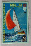 030. EQUATORIAL GUINEA 1972 STAMP SPORTS ,OLYMPICS  .MNH - Guinée Equatoriale