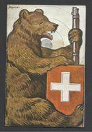 """Switzerland, Bern, Gruss Aus Bern, """"Drucksache"""", Booklet. - BE Berne"""