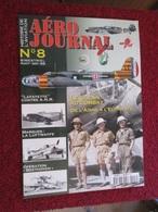 CAGI3 Superbe Revue AERO-JOURNAL N°8 De 2000 , Très Bon état , Valait 6,55€ . Sommaire En Photo 3 - Aviation