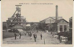 62-  90049  -  AVION     -    Mines  De  Lievin - Avion