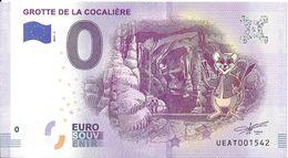 BS-25 - COURRY - Grotte De La Cocalière (souris) 2019-2 - EURO