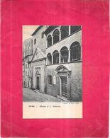 SIENA - ITALIE -  Chiesa Di S Caterina - GIR - - Siena