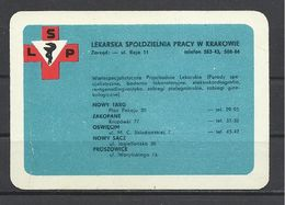 Poland, To Identify, 1975. - Calendriers