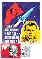 2630 150 Years Since The Birth Of Lenin Politician Historian Philosopher 2020 Maximum Cards - 1992-.... Fédération
