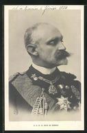 Cartolina S.A.R. Il Duca Di Genova - Koninklijke Families