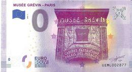 BS-06 - PARIS - Le Musée Grévin 2020-1 - EURO