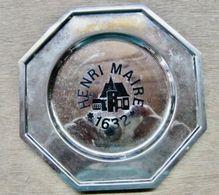 CENDRIER ? HENRI MAIRE 1632 - Asbakken