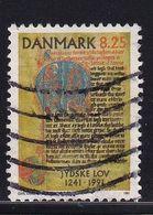 Denmark 1991, Minr 1002, Vfu. Cv 2,20 Euro - Oblitérés