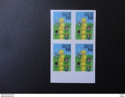 Russia 2000 Typographycal Proof/scrap/  Double Print   Europa   VF - Blocks & Sheetlets & Panes