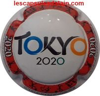 JEROBOAM CHAMPAGNE GENERIQUE TOKYO 2020 NEWS - Champán