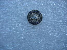 Pin's Embleme Mercedes Benz (petit Modele, 1cm De Diametre) - Mercedes