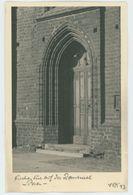 "Fotokarte Poznań / Posen 1943 ""Kirchentür Auf Der Dominsel"". - Pologne"