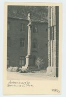 "Fotokarte Poznań / Posen 1943 ""Madonna Auf Der Dominsel"". - Pologne"