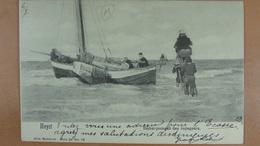 Heyst Embarquement Des Voyageurs - Heist
