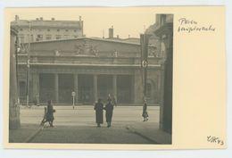 "Fotokarte Poznań / Posen 1943 "" Hauptwache "". - Pologne"