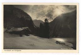 Mondnacht Am Königssee - Aus Dem Berchtesgardener Land - Berchtesgaden
