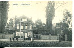 N°1524 R -cpa Péruwelz -château Debay- - Péruwelz