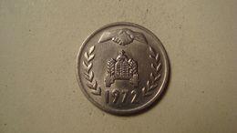 MONNAIE ALGERIE 1 DINAR 1972 ( FAO ) - Algeria