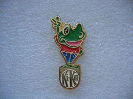 Pin's KIKO La Grenouille - BD