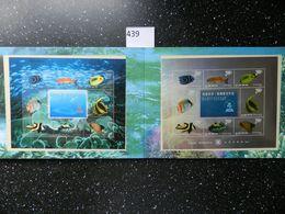 China : Folder With Special Hologram Sheetlets, Rare ! - Hologrammes