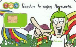 Thailand Phonecard GSM 12Call  Mint - Thailand