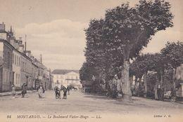 Montargis : Le Boulevard Victor Hugo - Montargis