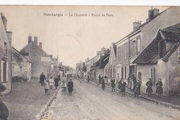 Montargis : La Chaussée - Route De Paris - Montargis