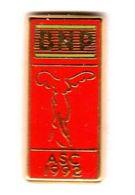 Pin's  Banque ASC BNP 1992 Zamac Fraisse - Banques