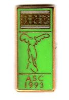 Pin's  Banque ASC BNP 1993 Zamac Fraisse - Banche