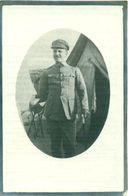 WO1 / WW1 - Doodsprentje Maurice Charles Teeuwen - Oostakker / Kigoma (Tanzania) - Gesneuvelde - Décès